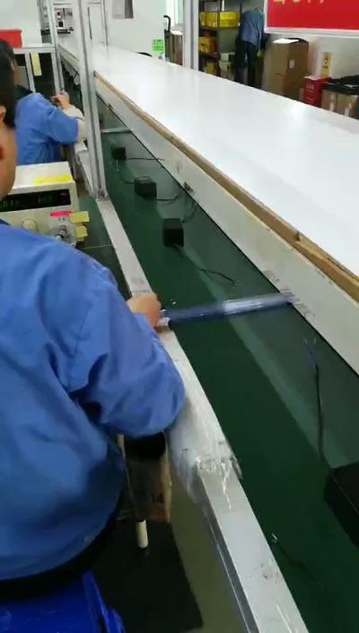 电源产品生产检测包装流程