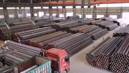 鸿金管材锅炉管仓库视频展示