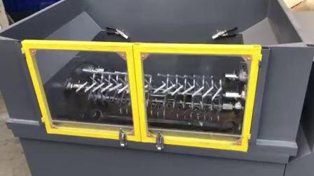 环保高速研磨溜光机/干式高速研磨溜光机