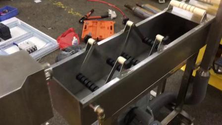 双螺杆挤出造粒机组