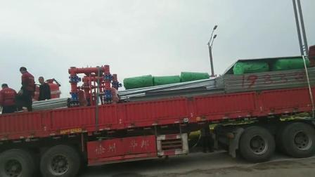 定制批发玻璃钢一体化预制泵站