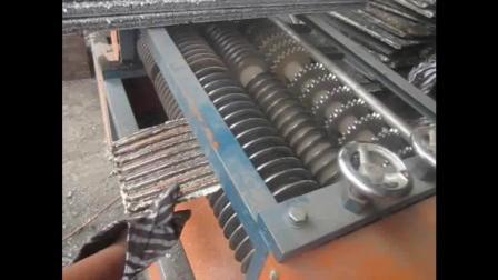 散热器拆解机