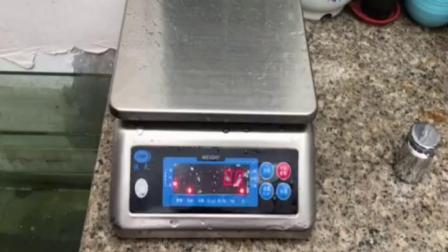 食品海鲜厂  不锈钢防水电子秤