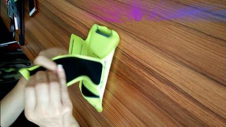 運動用品外貿跑步袋 手機臂包 新款電壓跑步臂帶