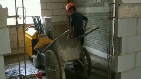 二次结构柱泵