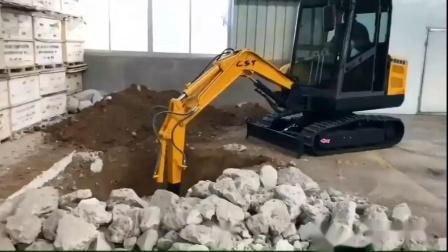 35型农用果园小型挖掘机