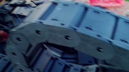 環保工程用橋式工程塑料拖鏈 尼龍拖鏈