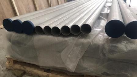 工業配套不鏽鋼流體工業管,高溫304工業焊管