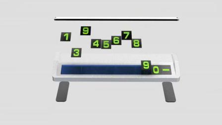 停車牌手機號碼牌汽車車載停車卡鋁合金高端簡約原創