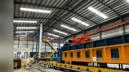 熱鍍鋅生產線,熱鍍鋅設備廠