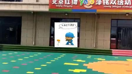 弹垫拼装地板