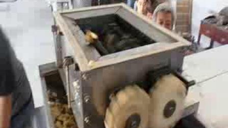 海南banana去皮破碎机器