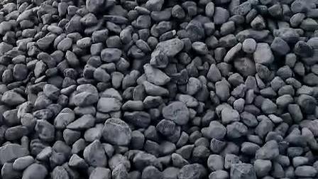 机制黑色鹅卵石
