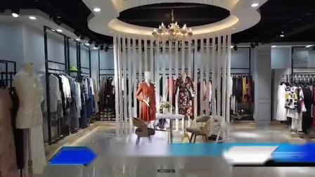 娅尼蒂斯(巴丽景)冬广西服装尾货进货走份