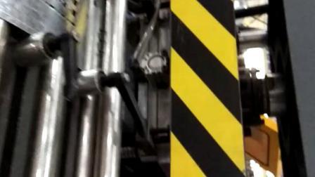 保险箱生产线冷弯成型设备