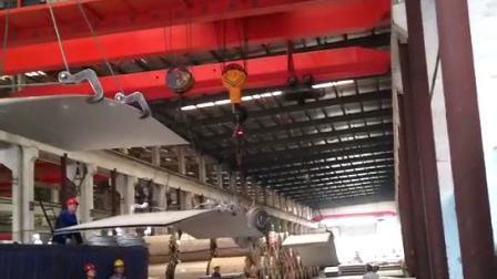 鸿金管材不锈钢板仓库视频展示