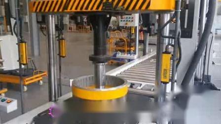 曳引机生产线设备