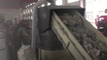 薄膜大棚膜破碎清洗设备 塑料农膜地膜破碎清洗设备