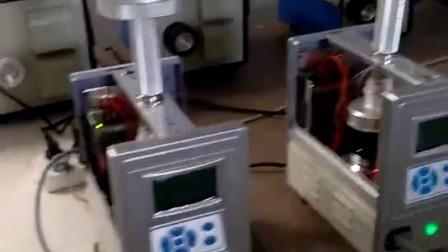 颗粒物中流量采样器调试