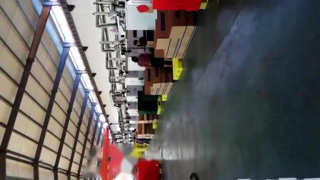 悬浮地板生产