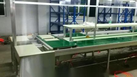 广州显示屏生产线,武汉电视机装配线,显示屏老化线