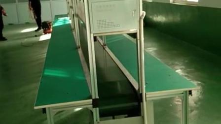 电子组装流水线 碳钢机架流水线 平面输送流水线