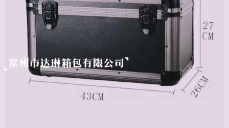 廠家直銷工具箱鋁合金工具箱多功能收納箱儀器箱