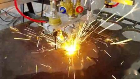 厂家直销小蜜蜂数控切割机 一等一火切割机