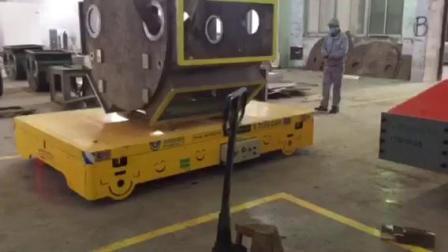 钢铸件无轨搬运车