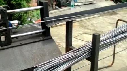 0-85米钢筋调直机 全自动高速调直切断机