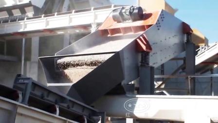 磨粉生产现场