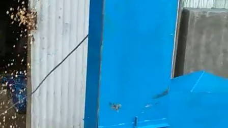 2米高斗提机视频
