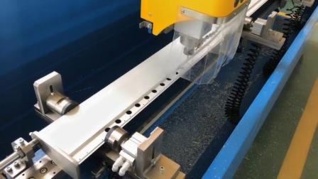 山東供應 鋁型材數控鑽銑牀 廠家直銷