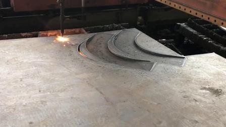 高強板切割加工,寬厚板零割,鋼板切割