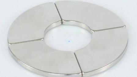 釹鐵硼燒結磁瓦 永磁電機磁瓦