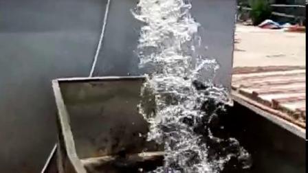医疗生活污水处理排放效果