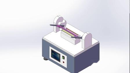 兩工位鉸鏈轉軸扭力試驗機