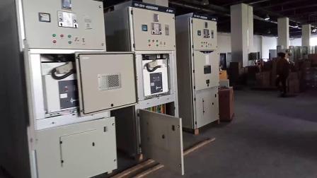 冷冻机用TGRY高压固态软启动一体柜