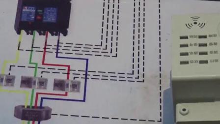 智慧用电ARCM300T在安装时注意事项
