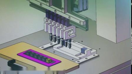 六工位荷重阻抗测试机