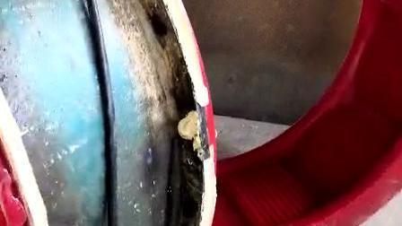 厂家修各款研磨滚筒涡流机等内衬进口PU胶