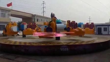 主题公园游乐设备霹雳摇滚 景区游乐设备童星生产厂家