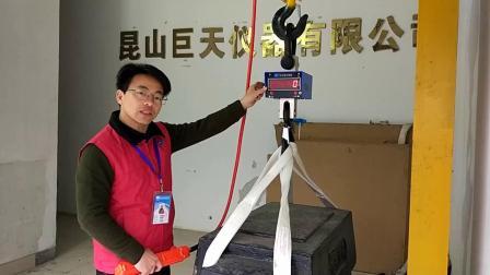 钢材厂专用电子吊秤