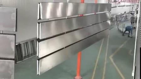 加油站防风铝条扣喷涂