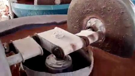 碾金機選金研磨設備 研磨顆粒細可混汞金碾子