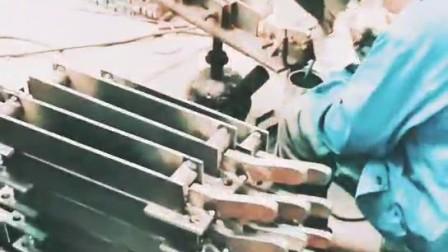 液压罐双梁起重机刹车塔机块式抱闸