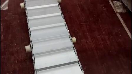 沧州全封闭式钢铝拖链钢制拖链
