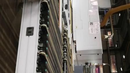 进口全自动激光封边设备