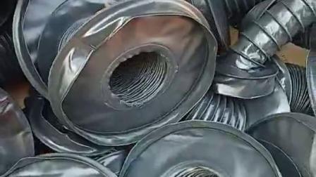 工業三防布油缸防護罩 滄州油缸防護罩