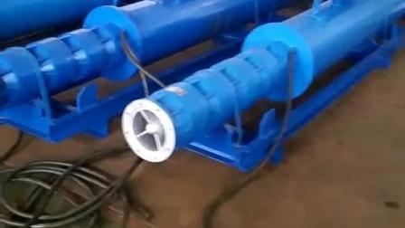 卧式潜水泵发货